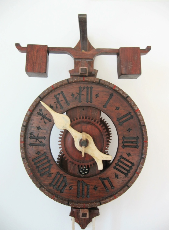 Relojes de pared artesanos dise os originales - Relojes de pared originales decoracion ...